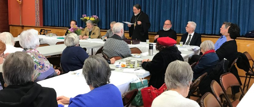 2019 Annual Parish Meeting